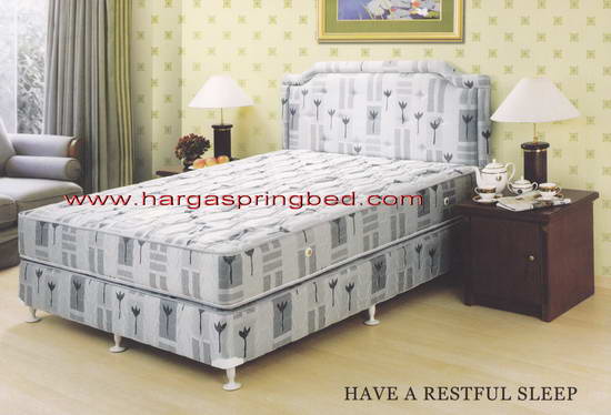 Spring Bed Central Springbed Harga