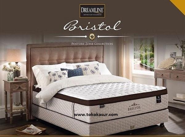 DREAMLINE SPRING BED Harga Juli 2018