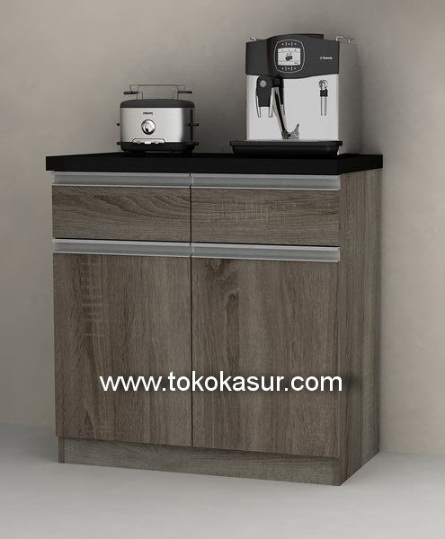 Kitchen set murah harga kitchen set lemari dapur for Laci kitchen set